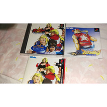 Real Bout Special Dominated Original Completo Ps1 Japonês