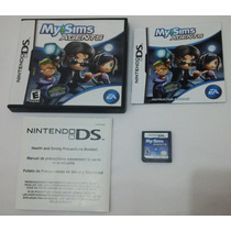 My Sims Agents Nintendo Ds 2ds 3ds Original Completo
