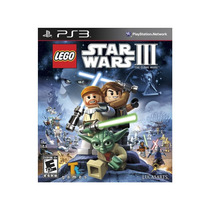 Lego Star Wars Iii The Clone Wars (disney) Ps3 Conspiracy