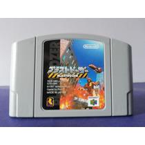 Blastdozer N64 Original Japonês (blastcorps) Raridade ®