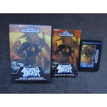 Altered Beast Original Americano E Completo !!