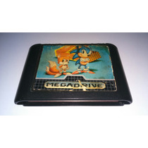 Sonic The Hedgehog 2 Original Tectoy Mega Drive
