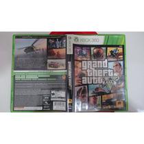 Gta V Grand Theft Auto V Xbox360 Original Semi-novo