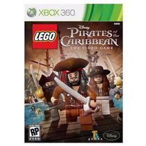 Game Lego Pirates Of The Caribbean - X360 - Disney