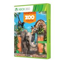 Jogo X360 Zoo Tycoon