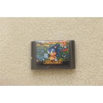 Sonic 3 The Hedgehog Mega Drive