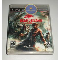 Dead Island   Luta   Tiro   Jogo Playstation 3   Original