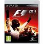 Jogo Formula 1 2011 F1 Ps3 Playstation 3 Usado Zerado