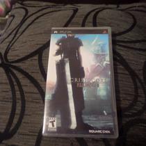 Final Fantasy 7/vii Crisis Core Psp