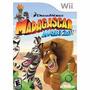 Madagascar Kartz - Nintendo Wii Disney-pixar Usado