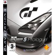 Jogo Gran Turismo 5 Prologue Edição Japonesa Ps3 Usado