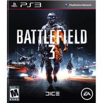 Battlefield 3 Ps3 Psn Midia Digital