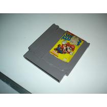 Nintendo Nintendinho Nes Mario Bros 3 Original!