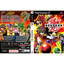 Bakugan Battle Brawlers - Playstation 2 Frete Gratis.