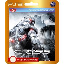 Em Promoção! Crysis (códigos Ps3)