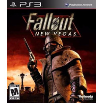 Ps3 : Fallout New Vegas - Novo Original Lacrado Mídia Física