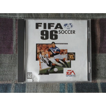 Pc - Fifa Soccer 96 + Case + Manual Original