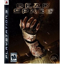 Ps3 - Dead Space - Midia Fisica - Semi Novo