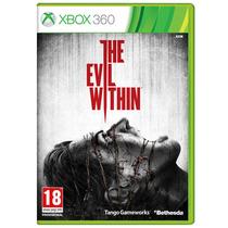 Jogo The Evil Within Para Xbox 360 (x360) - Bethesda