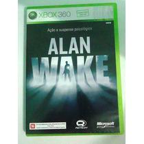 Alan Wake - Xbox 360 (original)