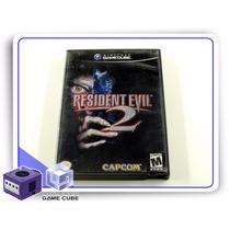 Gc Resident Evil 2 Original Gamecube