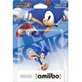 Amiibo Sonic Para Nintendo Wiiu 3ds 2ds Super Smash Bros
