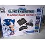 Mega Drive Genesis Clasic Console 80 Jogos Frete Grátis