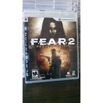 Fear 2 Project Origin Ps3 Semi-novo