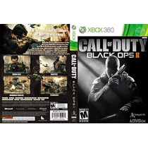 Call Of Duty Black Ops 2 Original Cod Bo2 Jogo Xbox 360
