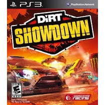 Dirt Showdown Ps3 Original Mídia Física Lacrado