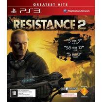 Resistance 2 - Novo Lacrado - Alemão Games