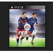 Fifa 16 2016 Jogos Ps3 Codigo Psn Jogos Baratos Aqui!digital