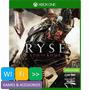 Ryse Son Of Rome Xbox One Em Português Sedex Partir R$ 7,00