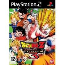 Dragon Ball Z Budokai Tenkaichi 3 Ps2 Patch - Promoção!!!