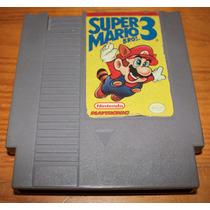 Super Mario Bros. 3 Nes Nintendinho Original