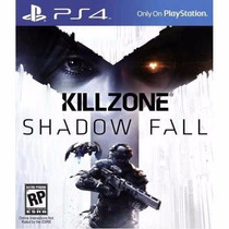 Killzone Shadow Fall Us Ps4 Sistema Primário Código Psn