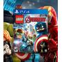 Lego Marvels Avengers Ps4 Código Psn Original 2 Secundário