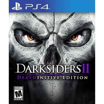 Darksiders Ii Deathinitive Edition Ps4 Secundária Mg!!!