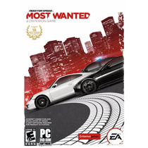 Need For Speed Most Wanted Jogo Pc Original Lacrado