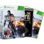 Battlefield 4 Mídia Física+filme Tropa De Elite Frete Grátis