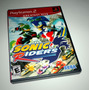Sonic Riders Original Completo - Playstation 2, Ps3