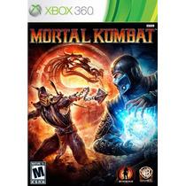 Xbox 360 - Mortal Kombat 9