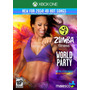 Jogo Novo Lacrado Zumba Fitness World Party Para Xbox One