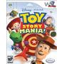 Jogo Wii - Toy Story Mania - Usado