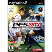 Patch Pes 2013 Ps2