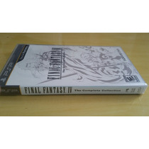 Final Fantasy Iv The Complete Collection Psp Novo Lacrado