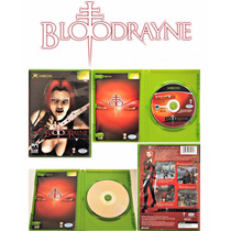 Blood Rayne Bloodrayne Original Xbox Americano, Completo