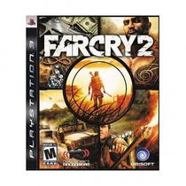 Far Cry 2 - Jogo Ps3 - Em Disco
