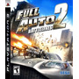 Ps3 - Full Auto 2 - Semi Novo Mídia Física