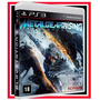 Game Metal Gear Rising Ps3 Cd Blu-ray Lacrado Jogo Original